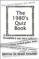 Cover for 'The 1980's Quiz Book'