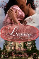 Cover for 'Broken Legacy'