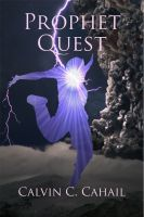 Cover for 'Prophet Quest'