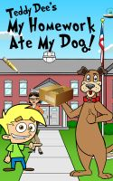 Cover for 'My Homework Ate My Dog!'