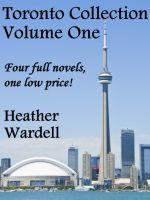 Cover for 'Toronto Collection Vol. 1 (Toronto Series #2-5)'