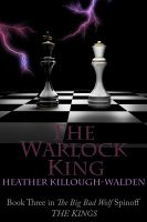 Cover for 'The Warlock King'