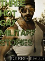 Cover for 'Three Hot Gay Military Stories'