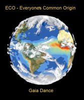 Cover for 'ECO - Everyone's Common Origin'