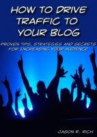 Cover for 'How To Drive Traffic To Your Blog'