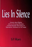 Cover for 'Lies in Silence'