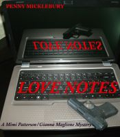 Cover for 'Love Notes: A Mimi/Gianna Mystery'