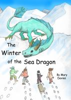 Cover for 'The Winter of the Sea Dragon'