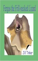 Cover for 'Fergus the frill-necked lizard'