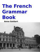 Cover for 'The French Grammar Book'