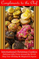 Cover for 'International Christmas Cookies - Delicious Gifts From Around the World'