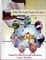 Cover for 'What The Torah Teaches Us About Life /Through The Themes Of The Weekly Torah Portions'