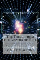 Cover for 'The Thing from the Depths of Hell'