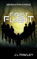 Cover for 'Generation Icarus: First Flight'