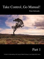 Cover for 'Take Control, Go Manual Part 1'
