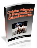 Cover for 'Christian Philosophy Critiques Mormonism'