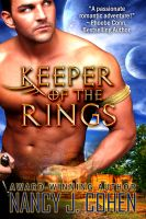 Cover for 'Keeper of the Rings'
