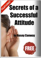Cover for 'Secrets of A Successful Attitude'