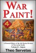 War Paint ! A Pictorial History of the 4th Marine Division at War in the Pacific. Volume II - Saipan by Theo Servetas
