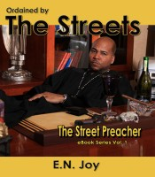 Cover for 'Ordained by the Streets'