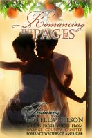 Cover for 'Romancing the Pages'