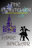 Cover for 'The Storyteller: A Ghostly Tale For Christmas'