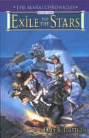 Cover for 'Exile to the Stars'