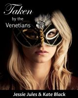 Cover for 'Taken by the Venetians'