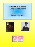 Cover for 'Records of Extremely Long Lived Persons'