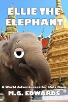 Cover for 'Ellie the Elephant (Photo Edition)'