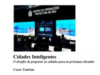 Cover for 'Cidades Inteligentes'