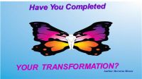 Cover for 'Have You Completed Your Transformation'