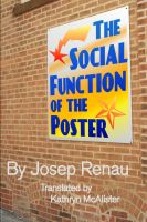 Cover for 'The Social Function of the Poster'