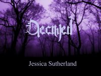 Cover for 'Decayed'
