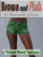 Cover for 'Brown and Pink; A Short Story of Lesbian Romance and Exhibitionism'