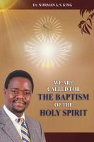 Cover for 'We are Called for the Baptism of the Holy Spirit'