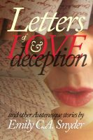 Cover for 'Letters of Love & Deception'