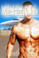 Cover for 'Mile High Club: Sex on the Private Jet'