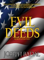 Cover for 'Evil Deeds'