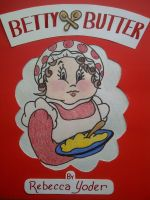 Cover for 'Betty Butter'