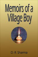 Cover for 'Memoirs of a Village Boy'