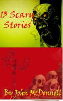 Cover for '13 Scary Stories'