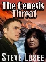 Cover for 'The Genesis Threat'