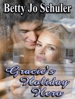 Cover for 'Gracie's Holiday Hero'