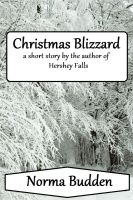 Cover for 'Christmas Blizzard'