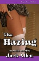Cover for 'The Hazing'