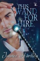 Cover for 'This Wand for Hire'