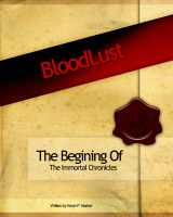 Cover for 'Bloodlust'