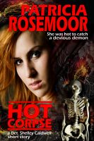 Cover for 'Hot Corpse, a Det. Shelley Caldwell short story'