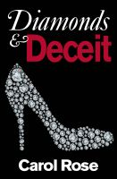 Cover for 'Diamonds and Deceit'